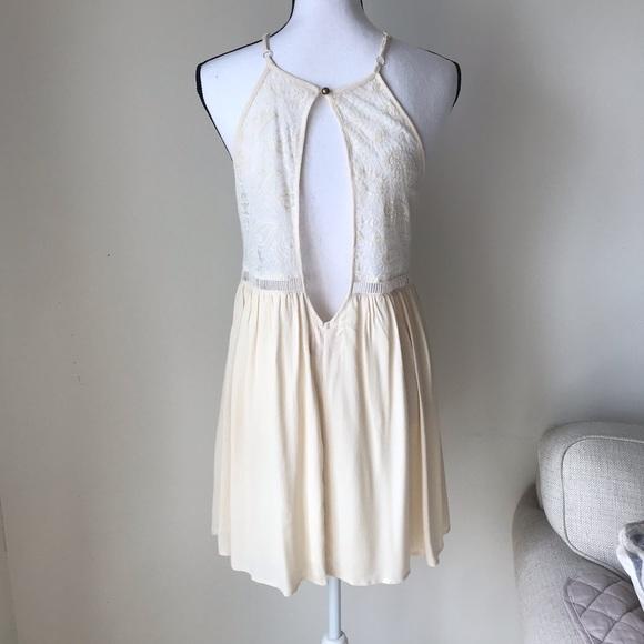 Angel biba peplum bodycon dress Super cute! Brand new with